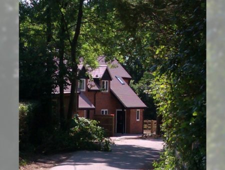 Cedar Cottage, Bradfield College