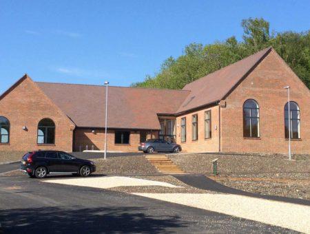 Hermitage Village Hall