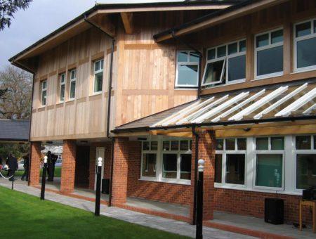 The Oaks, Crosfields School